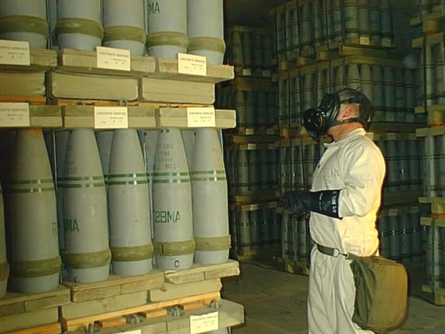 Chemical Stockpile Emergency Preparedness Program (CSEPP) Program Integration