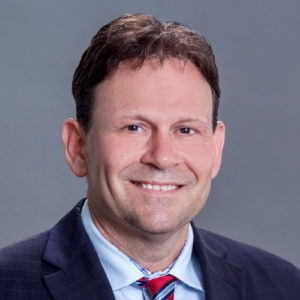 Jon Mabry, Vice President of Disaster Recovery