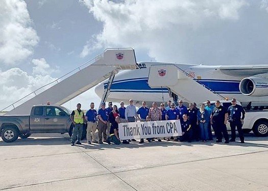 IEM Donates Air Stairs to Saipan Airport