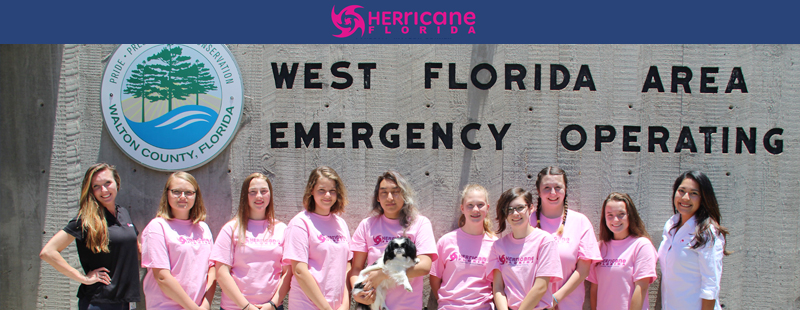 IEM Empowers the Emergency Preparedness Intelligence of Young Women by Sponsoring HERricane