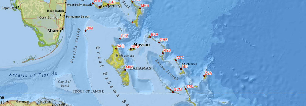 IEM's Transportation and Air Ops Division is monitoring the status of Bahamian airports in Response to Hurricane Dorian
