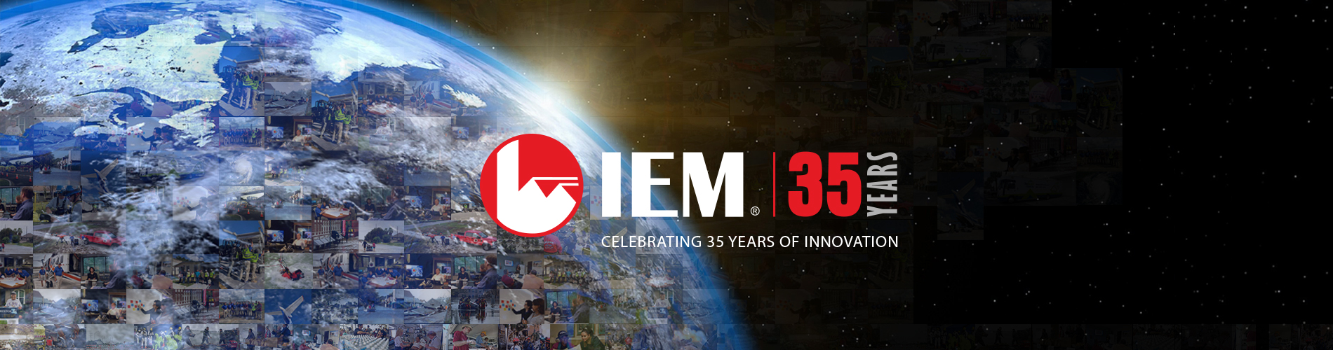 IEM - Celebrating 35 Years of Innovation