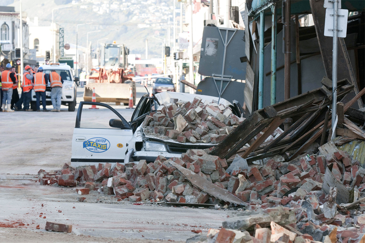 Earthquake Awareness Month: Preparing for the Unpredictable