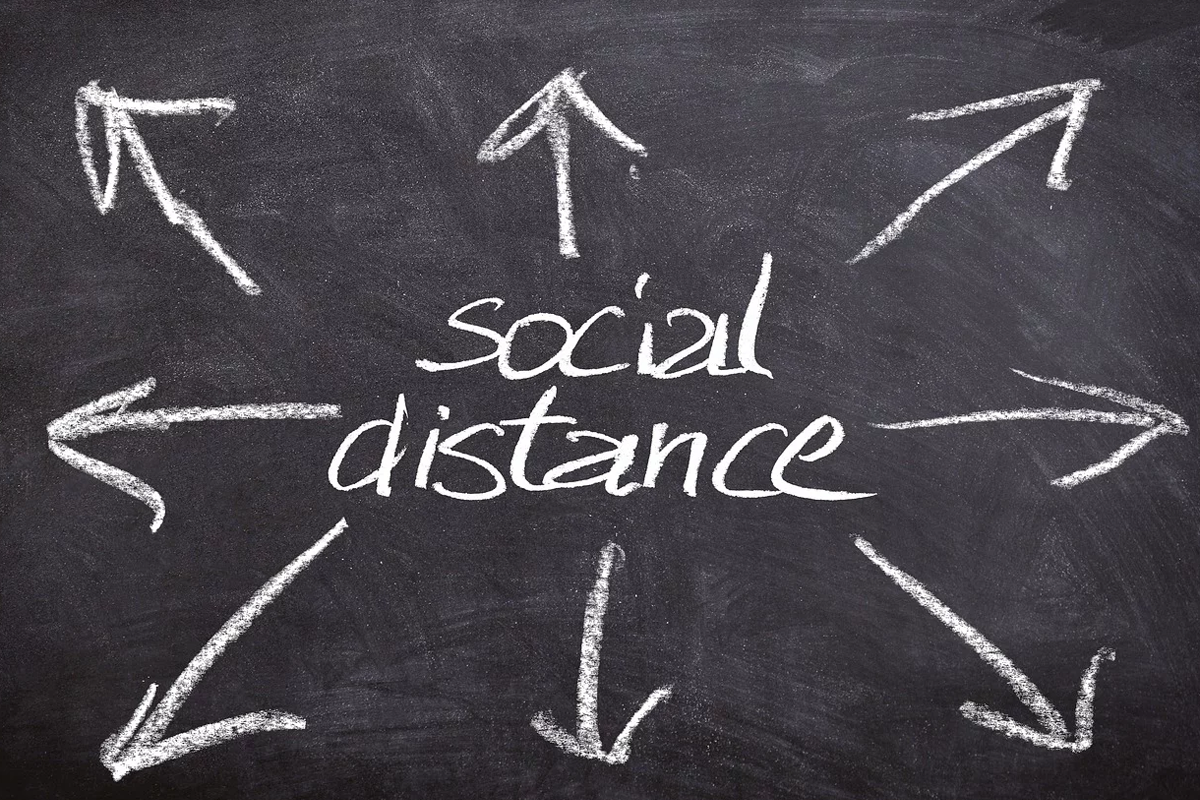 Coronavirus: Help Flatten the Curve with Social Distancing