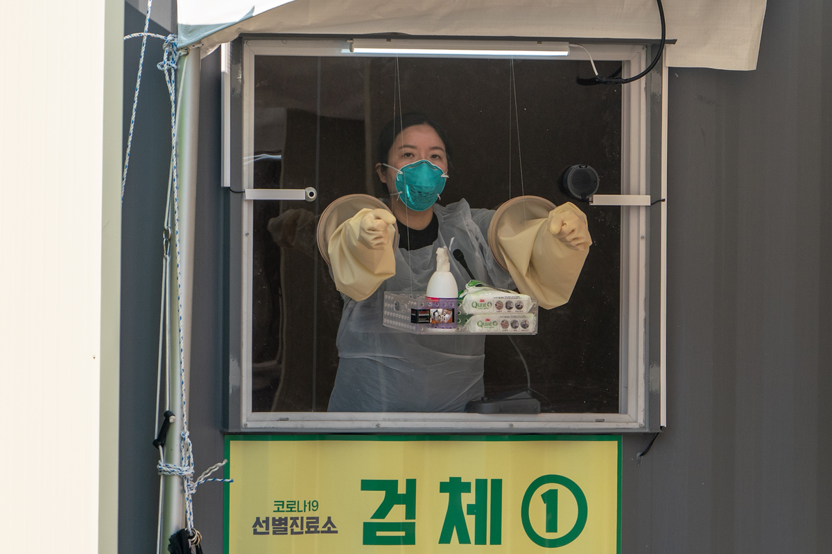 The Baltimore Bioterrorism Expert Who Inspired South Korea's COVID-19 Response