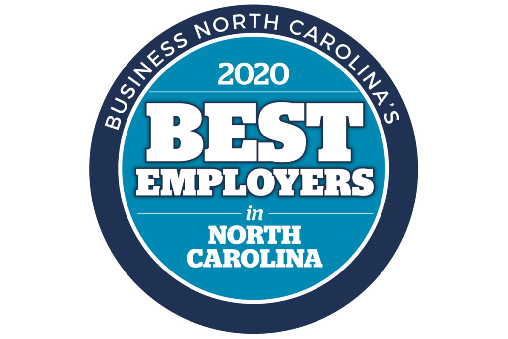 """IEM Named one of the """"Best Employers"""" in North Carolina"""