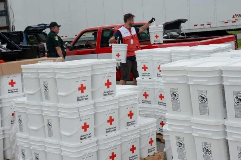 Red Cross: more volunteers needed as COVID and hurricane season collide