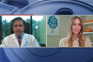 Watch: COVID-19 researcher discusses vaccine, virus headlines