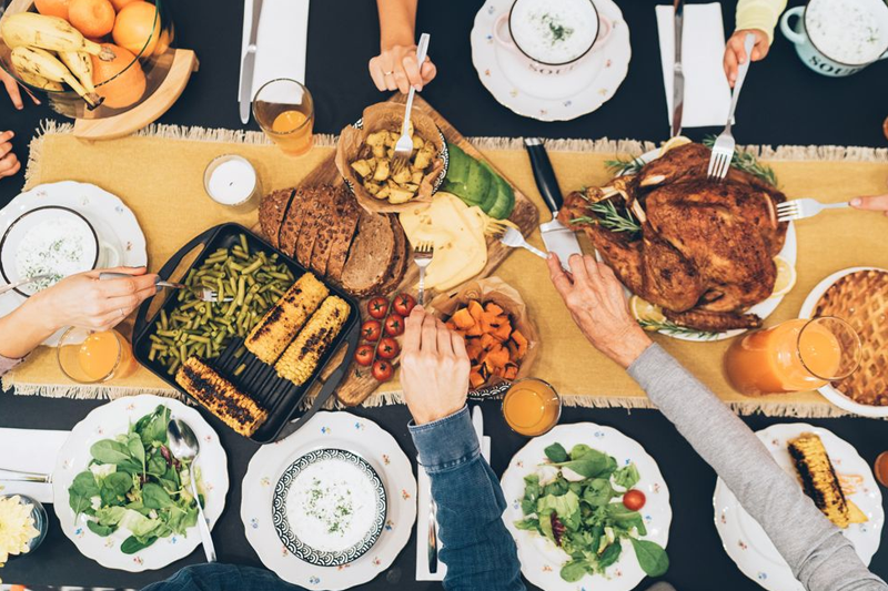 Your Thanksgiving Plans Aren't Worth the Risk