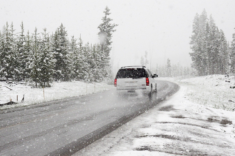 Holiday and Winter Travel Safety