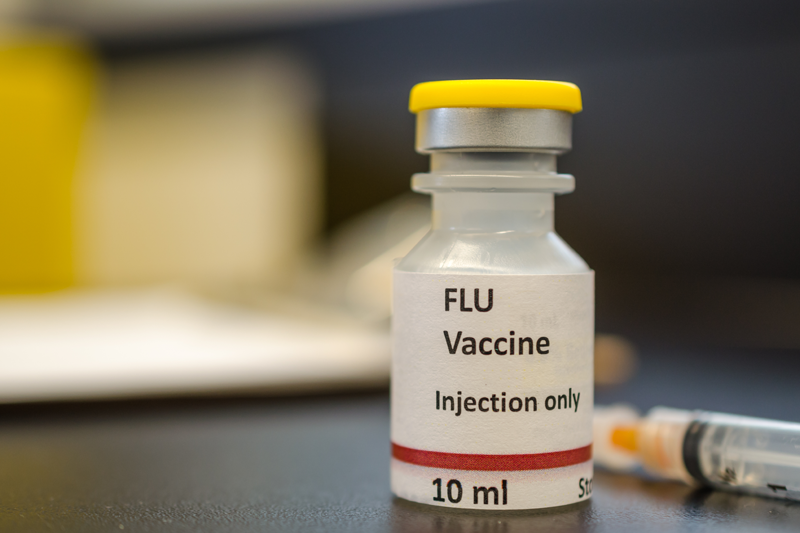 Why it is important for everyone to get their flu shot?  And there is still time to get it.