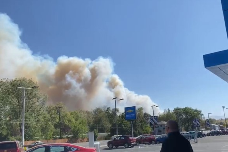 Jackson County has a Formalized Contract Today to Commission a Review of its Emergency Response to September's Wildfires