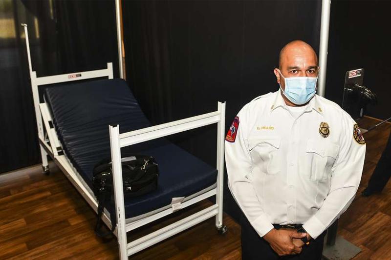 Antibody infusion center opening Monday in Laredo
