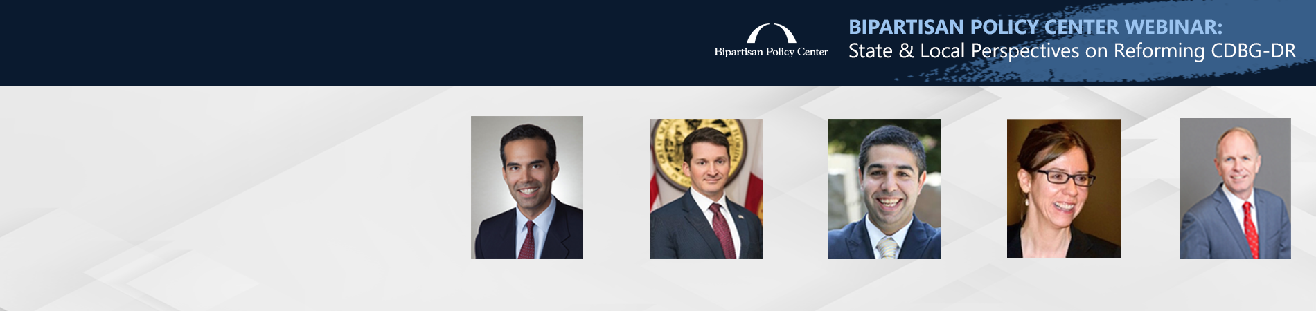 BPC Webinar: State & Local Perspectives on Reforming CDBG-DR