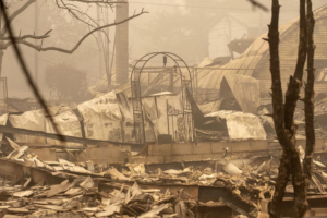 As Western Wildfires Worsen, FEMA Is Denying Most People Who Ask For Help