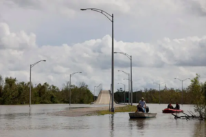 In Louisiana, Rescue Workers Search for Those Stranded by Hurricane Ida